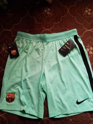 Barcelona Aeroswift Shorts Size L (Retail $90) for Sale in Las Vegas, NV