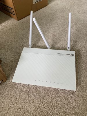 Asus rt-n66w router for Sale in San Jose, US