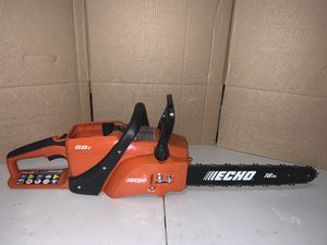 Echo chain saw tool only for Sale in Dallas, TX