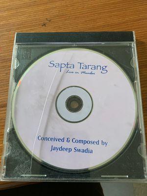 CD of Sapta Tarang songs by Jaydeep Swadia for Sale in Germantown, MD