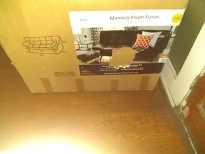 Memory foam futon for Sale in Birmingham, AL