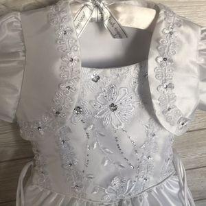 Brand New Little Grils Baptism/Communion/Flower girl dress for Sale in Diamond Bar, CA