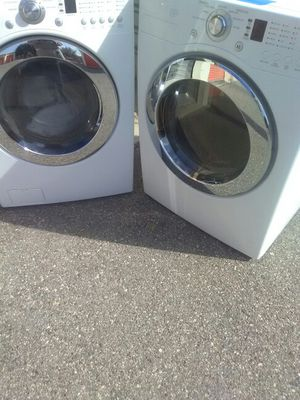LG washer and dryer electric for Sale in Orlando, FL