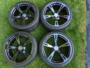 """BMW AC Schnitzer OEM factory 20"""" wheels & tires for Sale in West Bloomfield Township, MI"""