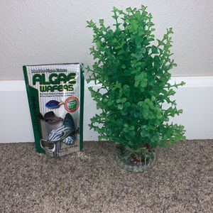 Fish Food And Aquarium Decor for Sale in West Linn, OR