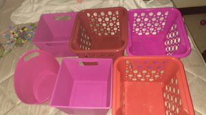 Six storage containers for Sale in Homestead, FL