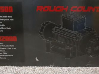 Rough Country 12000 Lb Winch for Sale in Vancouver,  WA