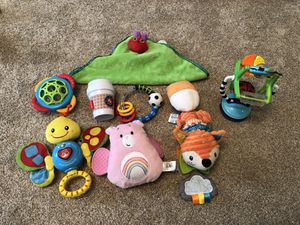 Baby toy bundle, great condition for Sale in Virginia Beach, VA