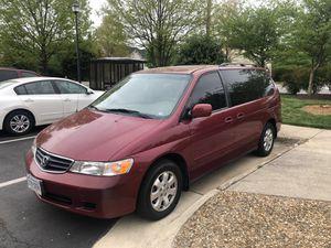 2004 Honda Odyssey EX-L V6 for Sale in Centreville, VA