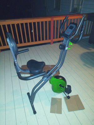 Sharevgo smart folding exercise bike for Sale in PA, US