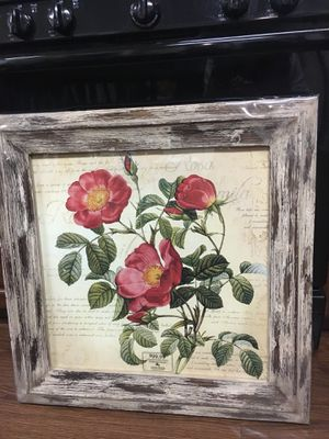"""Wall picture frame 27"""" x 27"""" for Sale in Rancho Cucamonga, CA"""