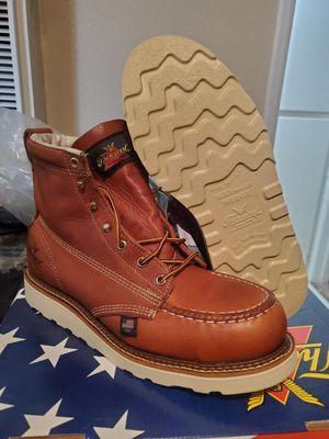 Men work boots for Sale in Riverside, CA