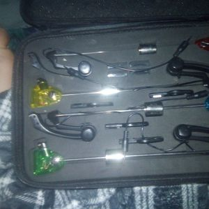 Don't Know The Brand But Ik It's fishing Set I do not have the other kit to this for Sale in Buckhannon, WV