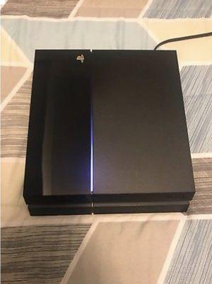 PS4 Jet Black for Sale in San Francisco, CA