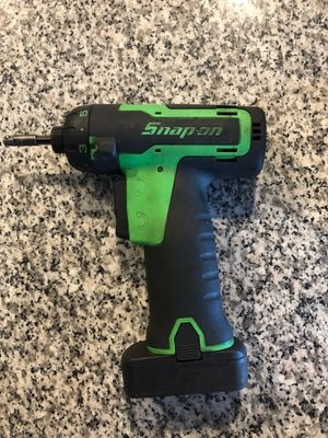 """Newest 1/4"""" snap on drill for Sale in Bend, OR"""