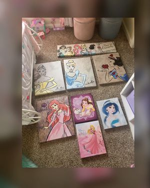 Princess wall art for Sale in Gainesville, VA