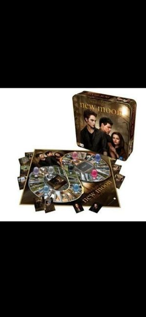 Twilight New Moon Board Game for Sale in Oklahoma City, OK
