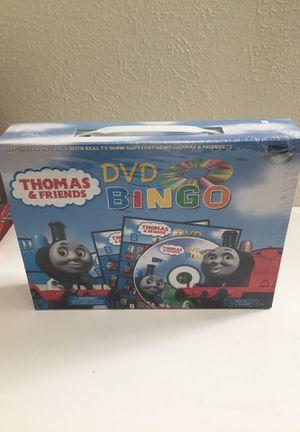 DVD Bingo Thomas & Friends for Sale in Austin, TX