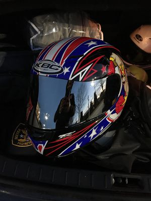 Kbc motorcycle helmet Medium for Sale in Rockville, MD