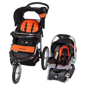 Baby Trend Travel System (Orange) for Sale in Blacklick, OH