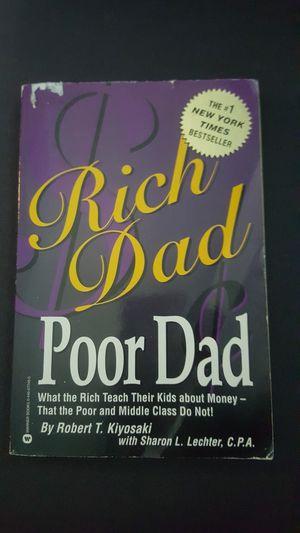 Rich dad poor dad for Sale in Dallas, TX