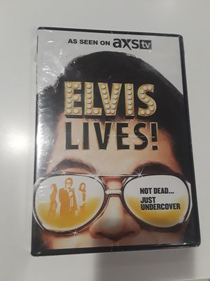 Elvis Lives! DVD NEW/FACTORY SEALED for Sale in Piscataway, NJ
