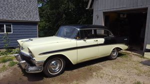 1956 Chevy Belair Classic for Sale in Cherryfield, ME