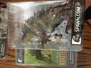 McFarlane's Monsters Collectable (2002) Blood Version for Sale in Orange, CA