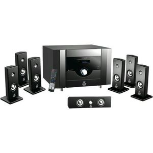 Home Theater System w/Bluetooth (read description) for Sale in Dallas, TX