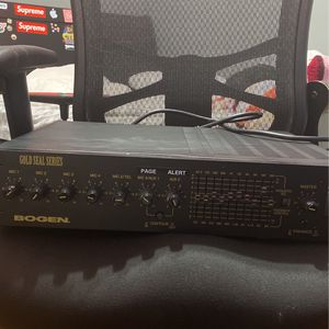 Gold Seal Series Sound Amplifer for Sale in Chicago, IL