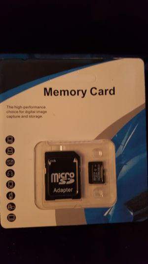 Sd card 256gb $20 for Sale in Buena Park, CA
