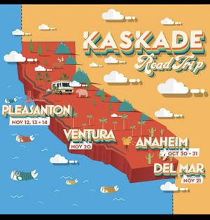 Kaskade Anaheim show for Tuesday October 27 for Sale in Santa Ana, CA