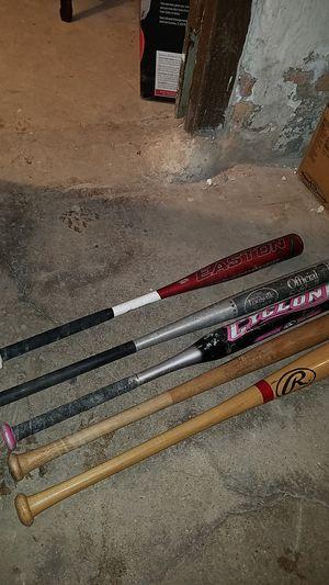 Baseball bats for Sale in Bolingbrook, IL