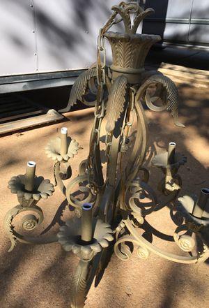 Chandelier 6 lights for Sale in Greenville, SC