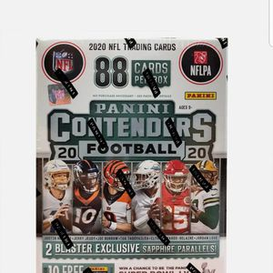 2020 Contenders Football Fanatics Exclusive Blaster Box for Sale in Plainview, NY