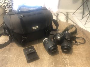 Nikon D3300 for Sale in Miami, FL