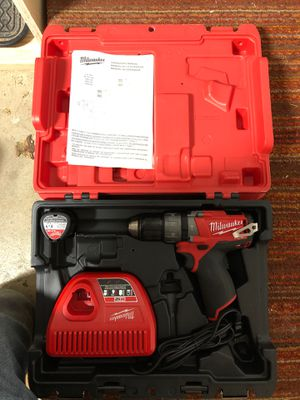 "Milwaukee M12 fuel 1/2"" hammer drill/driver for Sale in Westerville, OH"