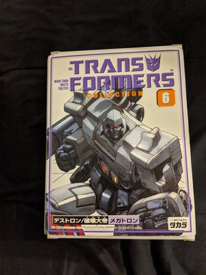 Transformers G1 Collection 6 Megatron Reissue for Sale in Pomona, CA