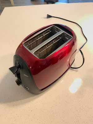 Oster Red Toaster for Sale in Tampa, FL