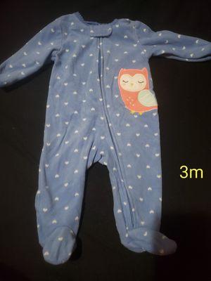 Soft Blue Owl Bodysuit for Sale in Fresno, CA