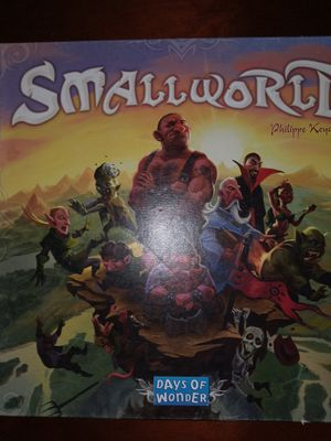 Smallworld Days of Wonder for Sale in Westchester, CA