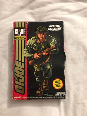 Vintage G I Joe 30yrs commemorative collection US action soldier for Sale in Los Angeles, CA