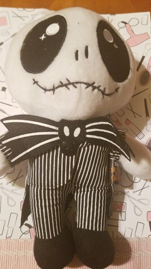 Nightmare before Christmas small Jack 7 inches for Sale in El Cajon, CA