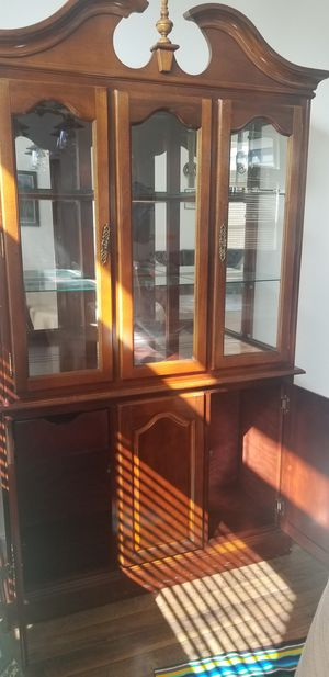 China cabinet / sideboard/ shelving /display storage for Sale in Brisbane, CA