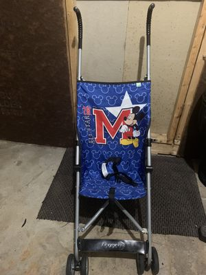 Mickey Mouse Stroller for Sale in Dracut, MA