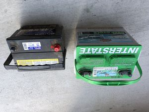 Automotive & marine / RV battery batteries for Sale in San Diego, CA
