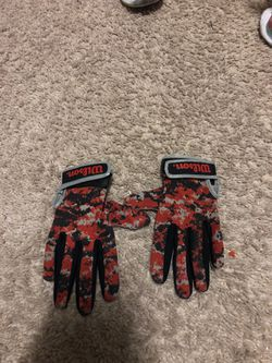 Wilson football gloves for Sale in Raleigh,  NC