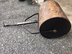 """Yard Roller Drum is 23"""" Round x 32"""" Wide. All Metal. Porch Pickup Only for Sale in New Ringgold, PA"""