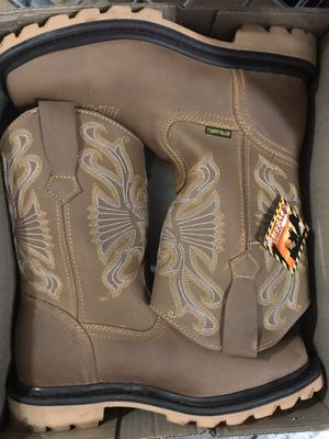 Buffalo Steel Toe Work Boots Size 6-12 for Sale in Downey, CA