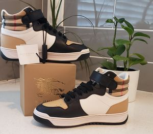 Burberry Duke High Top Sneakers Size 30 (12c kid size) for Sale in Mesa, AZ